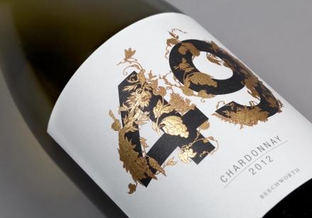 Project 49 Wine Label